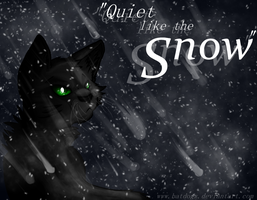 Quiet Like The Snow by BatdogZ
