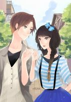 We are PROMISE by hiruna454