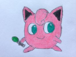 Jigglypuff by nintendolover2010