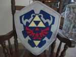 Hylian Sheild Back Pack by Missaninty