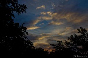 Bicycle sky by a137