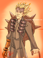 Count Junkrat by Davidelle