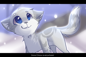 First Snow by Yuminn