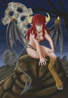 Succubus by anapeig