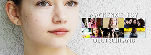 Mackenzie Foy Facebook Header by lovelypictures