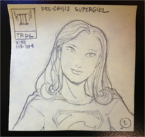 R3 333 103 Supergirl by TRDLcomics