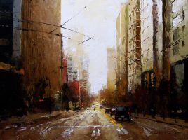 1st avenue by turningshadow