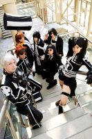 DGM - Stairway showcase by Mascara-TaintedTears