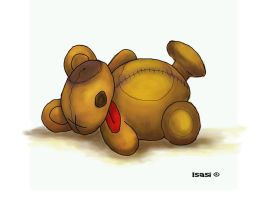 teddy... by isasi