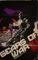 Gears of War 2 by aanoi