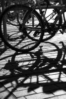 London 10 - Cycle Shadows 1 by umboody