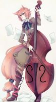 Cello by Ask-The-Demon