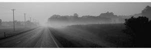 Foggy Morning by jwall77