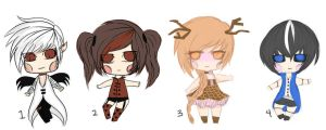 adoptable's - one still closed by uiano