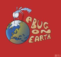 A bug on earth by JR-T