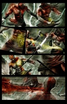 God of war 5, pag 15 by Sorrentino82