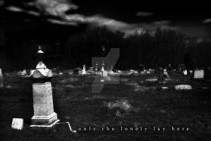 Only The Lonely Lay Here by Ryan-Warner