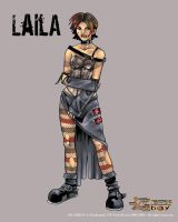 GB: Character Preview -LAILA- by RIVOLUTION