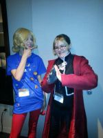 Edward Elric And France (AB 2013) by TheSaviorAlchemist