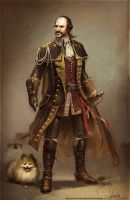 Charles Lee by Okmer