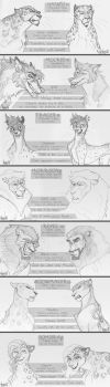 Overwatch Shapeshifter AU by VanyCat