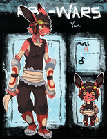 RPG-WARS: Yan by empiredog
