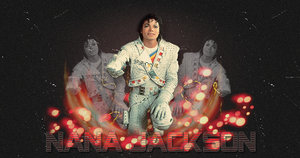Michael Jackson header 2 by NANAKiryu