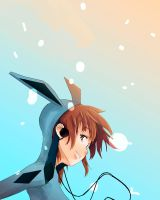Glaceon Hoodies are so in right now by Rin171