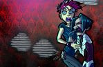 HAUNTED HOUSE OTP CHALLENGE NONAME X KIL by Candys-Killer