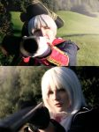 Du bist der Feind! [APH Prussia and Fem!Prussia] by Milukyo