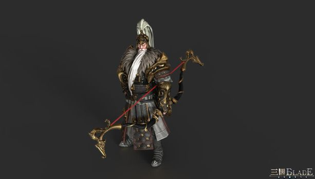 HwangChung render1 by dreamsofthursday