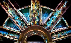 Colour Corrosion by AbandonedZone