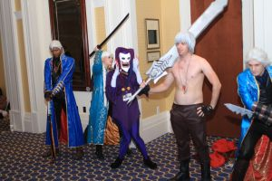 Katsucon 2014 - Devil May Cry Photoshoot 08 by VideoGameStupid