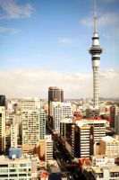 auckland by gingerlysurrender