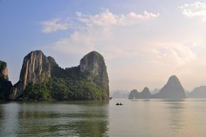 Halong Bay Vietnam 1 by Low688