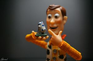 You are a Toy!?! by Garivel