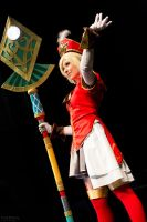 Eurocosplay Championships 2012 by Anathiell