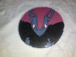 Zoroark Pokepin by Xenjn