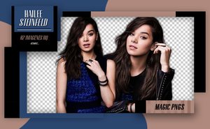 PACK PNG 229 | HAILEE STEINFELD by MAGIC-PNGS