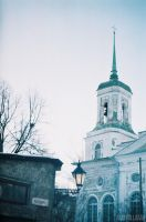 Tartu Uspenski Cathedral by Yagamikun