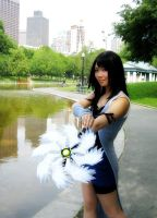Rinoa Heartilly cosplay by Chiyann