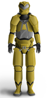 Concept Soldier UD 2 by ComplxDesign