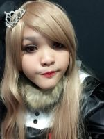 [APH COSPLAY] 2P Nyotalia Russia @ AFASG 2015 by holyprussia