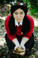 Don't Starve Cosplay - Willow's Shrooms by case15