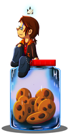King of the Cookie Jar by Lazy-a-Ile