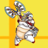 Fat labrys by Eishiban