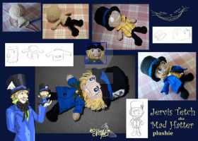 My own little: Jervis Tetch - WIP by millenium-night