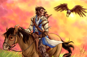 This Is War by sarumanka