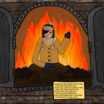 The Cremation of Sam McGee 14 by longlivethecaptain
