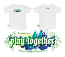 PlayTogther Tee by bratprat